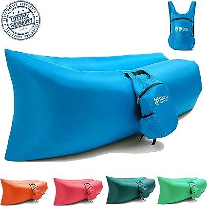 Amazon.com: bagmate tumbona hinchable para exteriores ...