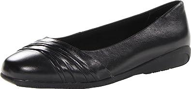 Women's Ballet Flats For Sale Walking Cradles Flick Tan Waxy Soft Leather Women W 18204 Best Price