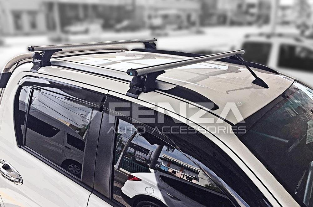 Summit Roof Bars For Cars With Running Rails 5 Door Peugeot Partner 08-16