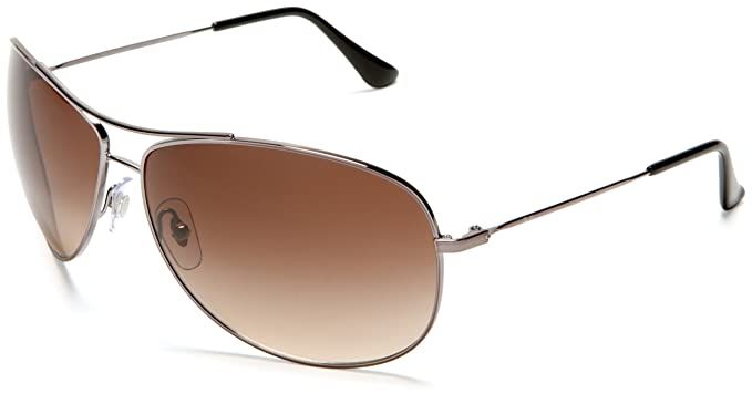f91785eefd Image Unavailable. Image not available for. Colour  Ray-Ban RB3293 -  GUNMETAL Frame BROWN GRADIENT Lenses 67mm ...
