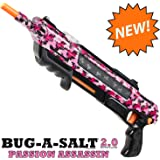 Bug-A-Salt Pink Camofly 2.0 Insect Eradication Gun