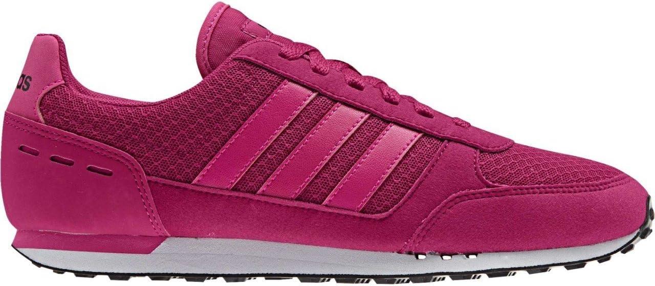adidas City Racer W - Zapatillas Deportivas para Mujer, Rosa - (ROSFUE/Rosimp/Negbas) 36 2/3