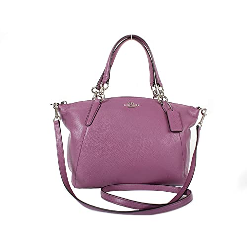 2a500a37780 clearance purple coach purse and wallet 0a0fd c1c5f