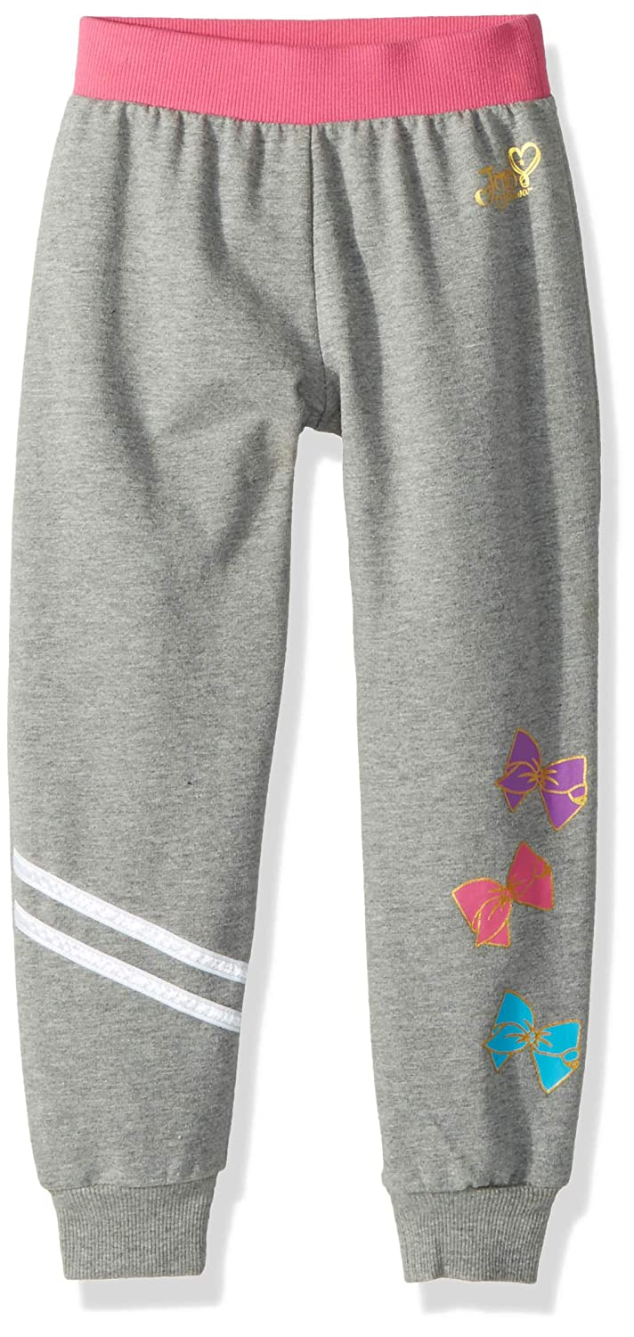 Jojo Siwa By Danskin Girls' Big Fitted Jogger, -