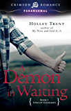 A Demon in Waiting (Sons of Gulielmus)