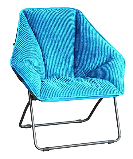 Awe Inspiring Zenithen Limited Hexagon Folding Chairs Pack Of 1 Blue Pdpeps Interior Chair Design Pdpepsorg
