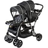 Graco Ready to Grow, Poussette Convertible, Metropolitan Noir
