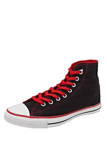 ecf0a769fd28 inexpensive converse men red canvas laceup9 shoes 29c0b 5530f