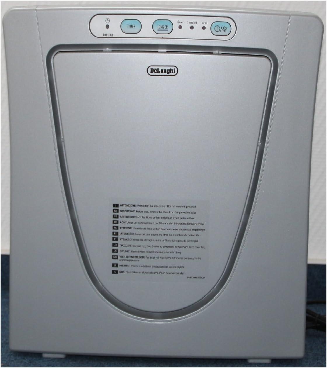 Purificador de aire DéLonghi DAP 700 S: Amazon.es: Juguetes y juegos
