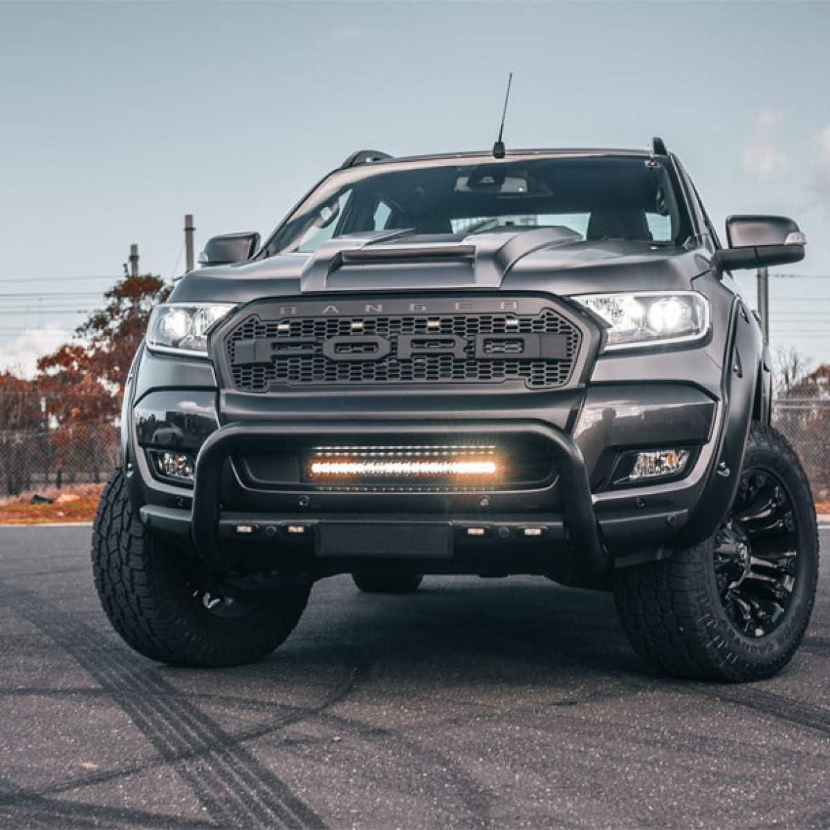 G/én/érique Grille de calandre Raptor pour Ford Ranger de 2015-2018