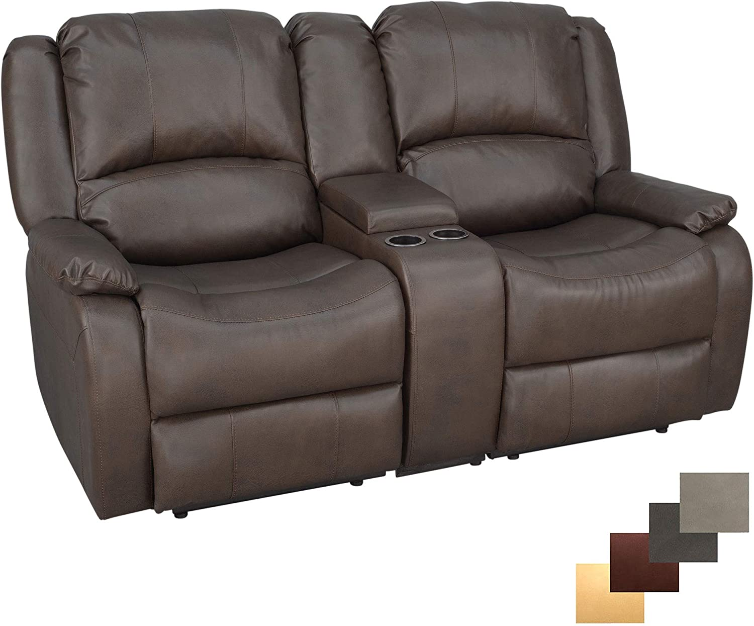 Top 7 Most Comfortable Reclining Sofa [ Buying Guide-2021 ] 3