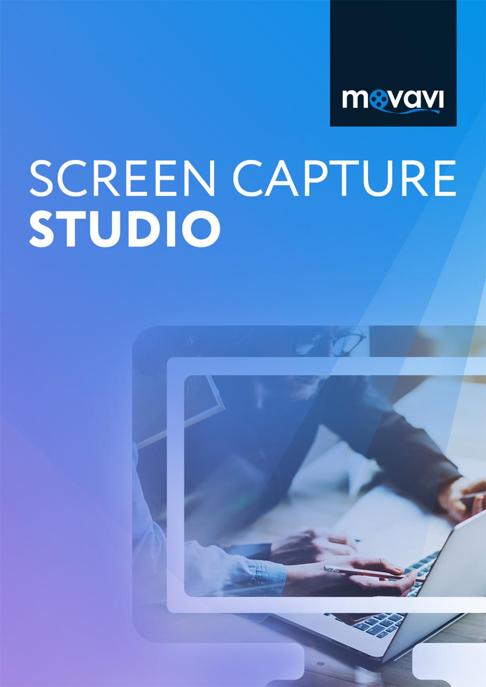 Movavi Screen Capture & Video Editor 9 Personal Edition [Download] by Movavi