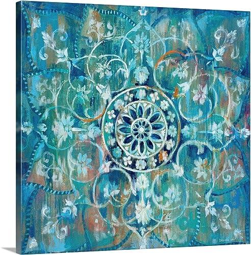 Mandala Canvas Wall Art