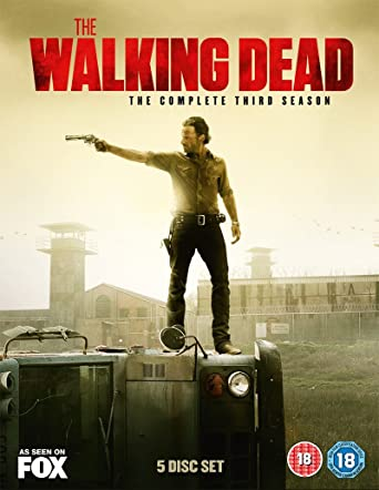 Amazon.com  The Walking Dead - Season 3  DVD   Movies   TV 1ea4ff05af95a