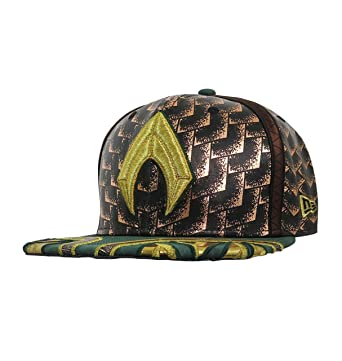 New Era Aquaman Justice League Armor 59Fifty Fitted Hat at Amazon ... e6fe05a94fd