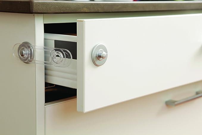 1pc Child Baby Kids Toddler Safety Drawer Door Cabinet Cupboard Fridge Locks JKH