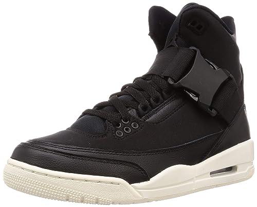 best authentic 2df6f 5af0d Amazon.com | Nike Womens Air Jordan 3 Retro EXP XX Hi Top ...