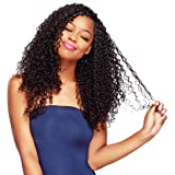 "Unice Hair 4-pack Bundles Brazilian Hair Weave Curly Human Hair Extensions 10""-26'' Natural Color 95-100g/pc"