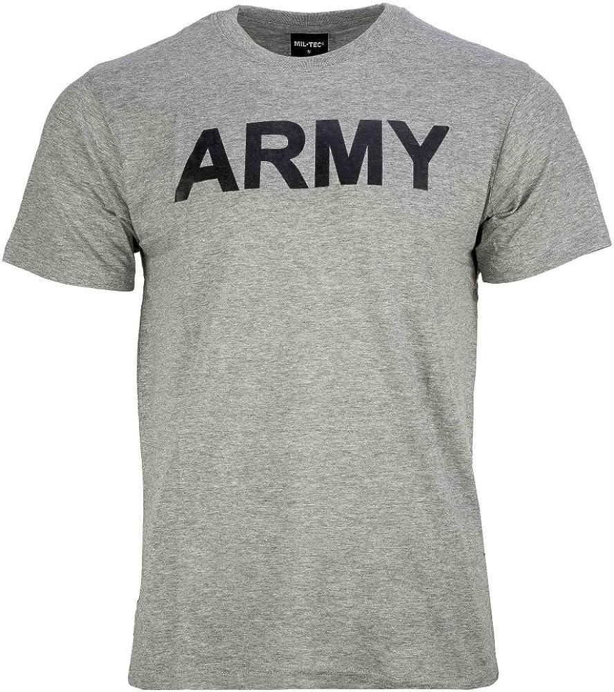 Mil-Tec Camiseta con Estampado Army