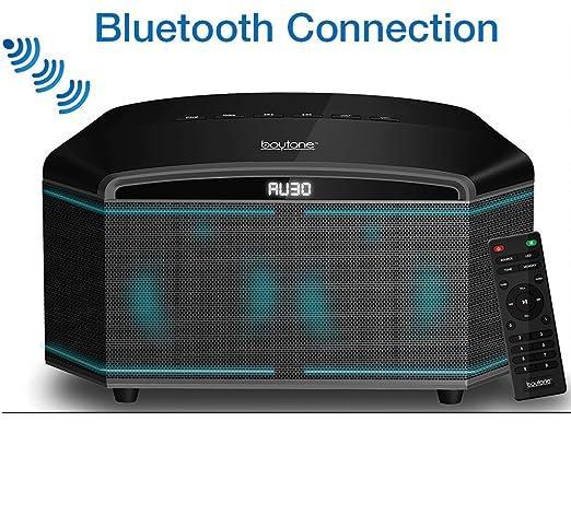 Review Boytone BT-64B, Wireless Bluetooth