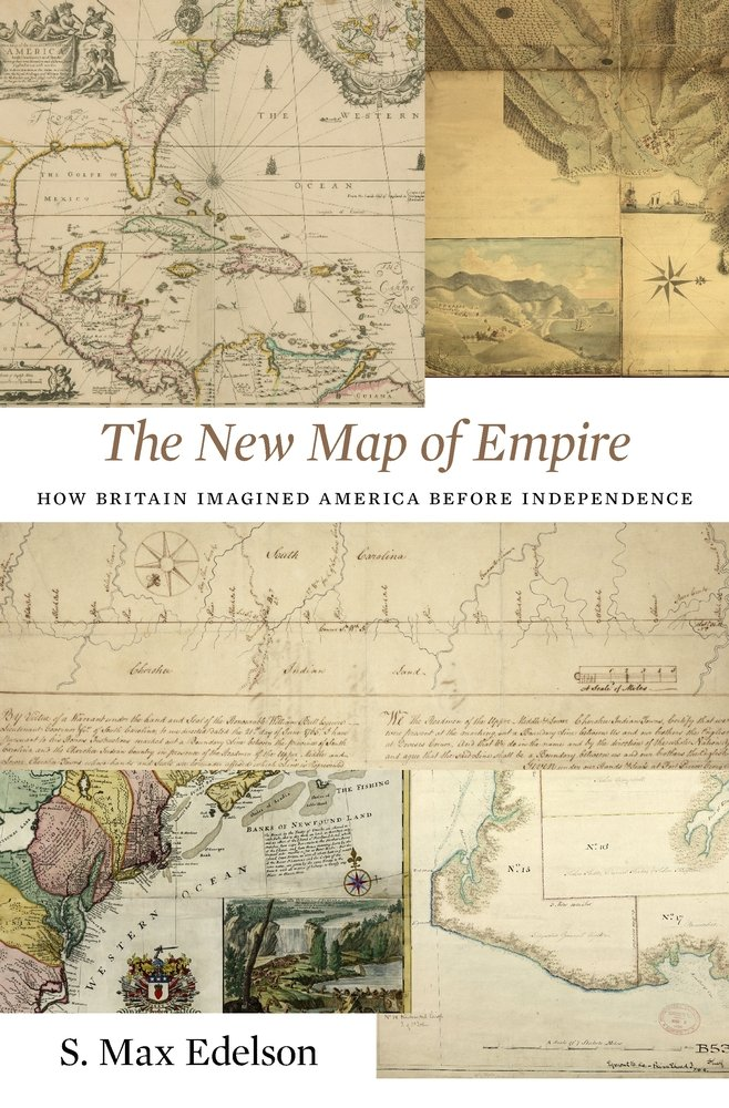 New Map Of America.The New Map Of Empire How Britain Imagined America Before