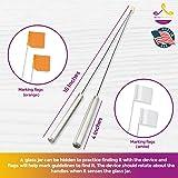 Stainless Steel Dowsing Rod - Premium Original V