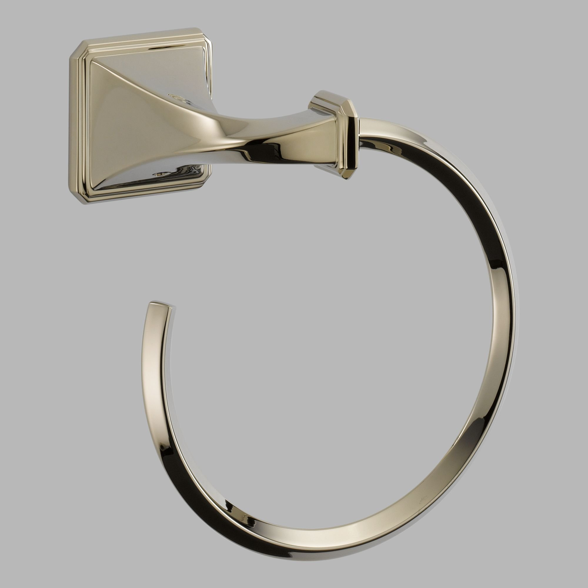 Brizo 694630-PN Virage Polished Nickel Towel Ring