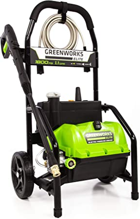 Greenworks 1800 PSI Pressure Washer