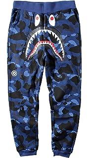 8b638cf4 Shengzhenhua Unisex Sports Bathing Ape Bape Shark Jaw Camo Full Zipper  Hoodie Men's Sweats Coat Jacket