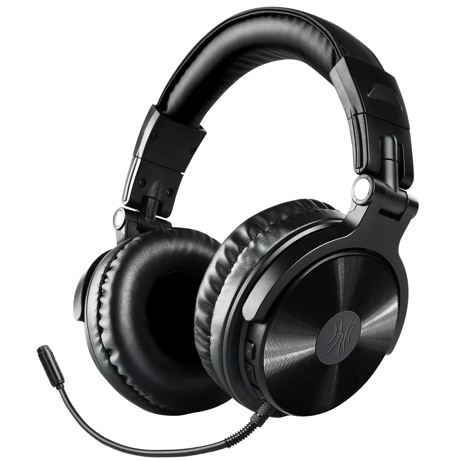 Auriculares Bluetooth Over-Ear OneOdio Inalambrico/Con Cable 30 Hrs Stereo Bluetooth Headsetscon Extended Mic Plegable H