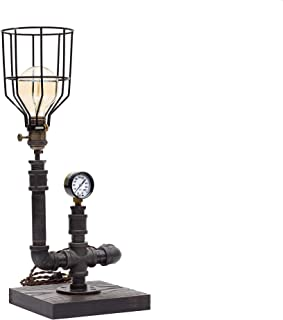 product image for Pipe Industrial Table-Top Desk Lamp Made in America (Newburgh Lamp)