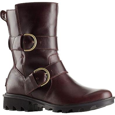 1e326f23200b Sorel Phoenix Moto Boots Women Brown 2018  Amazon.co.uk  Shoes   Bags