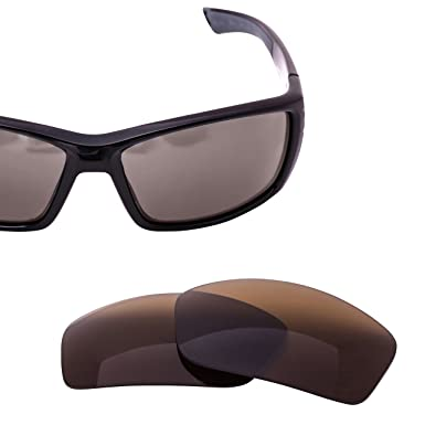2f060d46338 LenzFlip Replacement Lenses Compatible with Costa Del Mar CORTEZ - Brown
