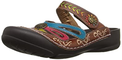 L'Artiste by Spring Step Copa Clog (Women's)