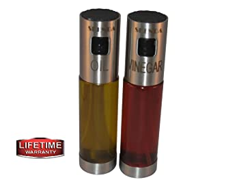 Skenda Premium Oil and Vinegar Dispenser