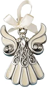 Fashioncraft Shimmering Angel Ornament, 1