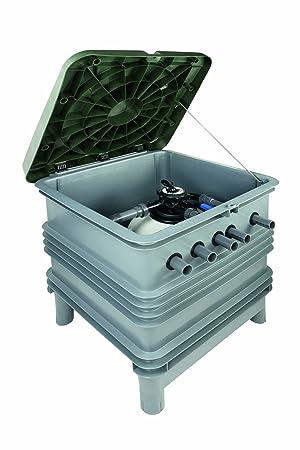 Astralpool - Compacto Enterrado Ramsés Aster 550 + Sena 1 Cv S/A: Amazon.es: Bricolaje y herramientas