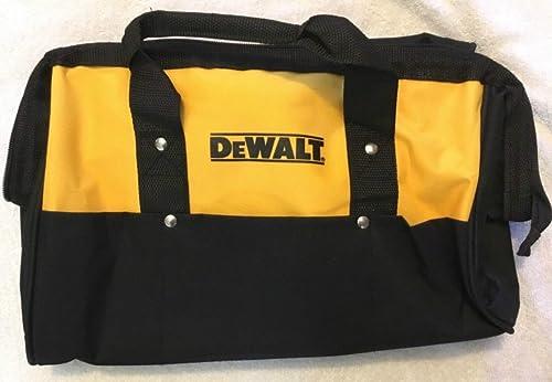 De-Walt Heavy Duty Ballistic Nylon Contractor Tool Bag 15-Inch