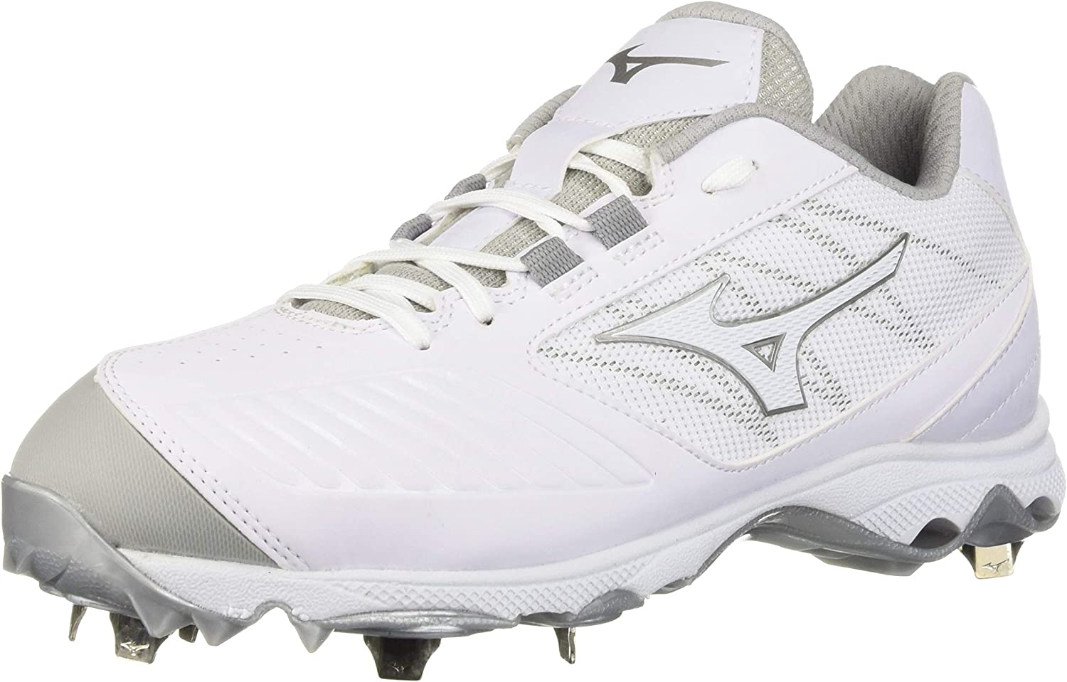 9-SPIKE ADVANCED SWEEP WOMENS 4 10 Black White