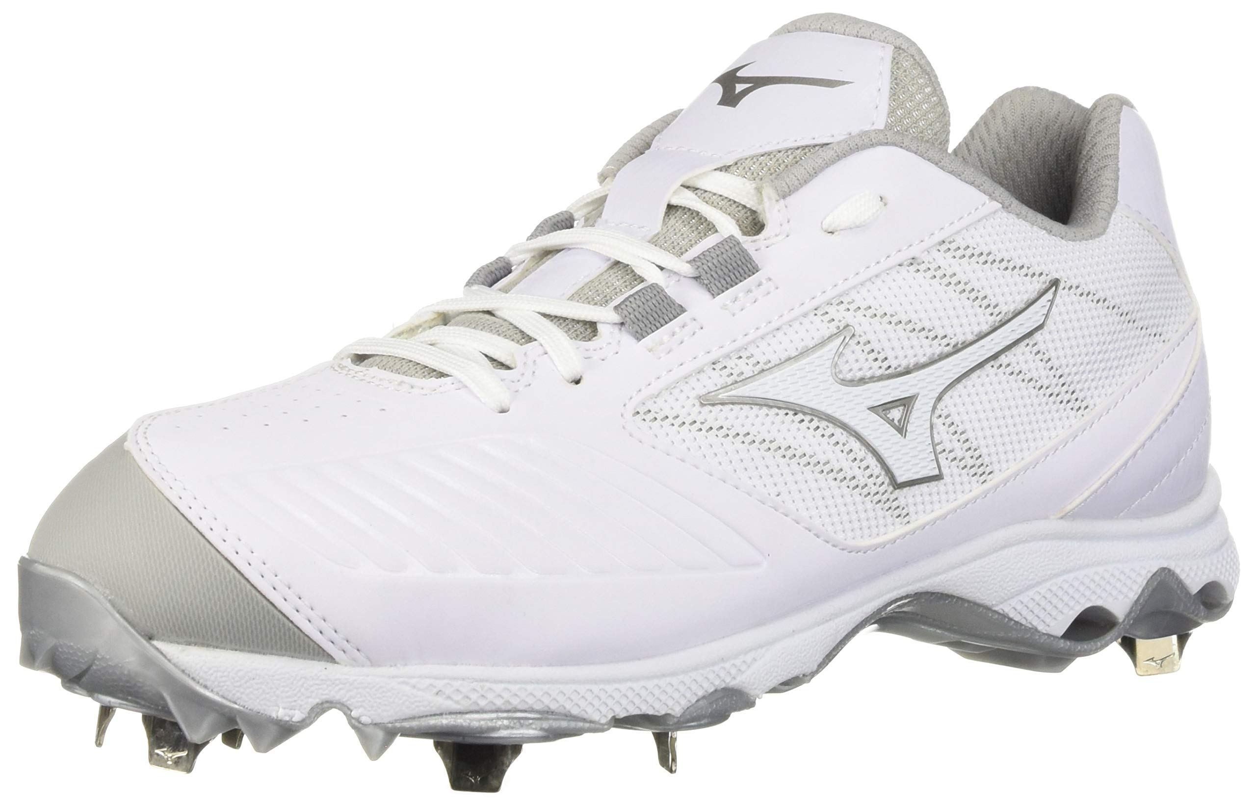 9-SPIKE ADVANCED SWEEP 4 6.5 White by Mizuno