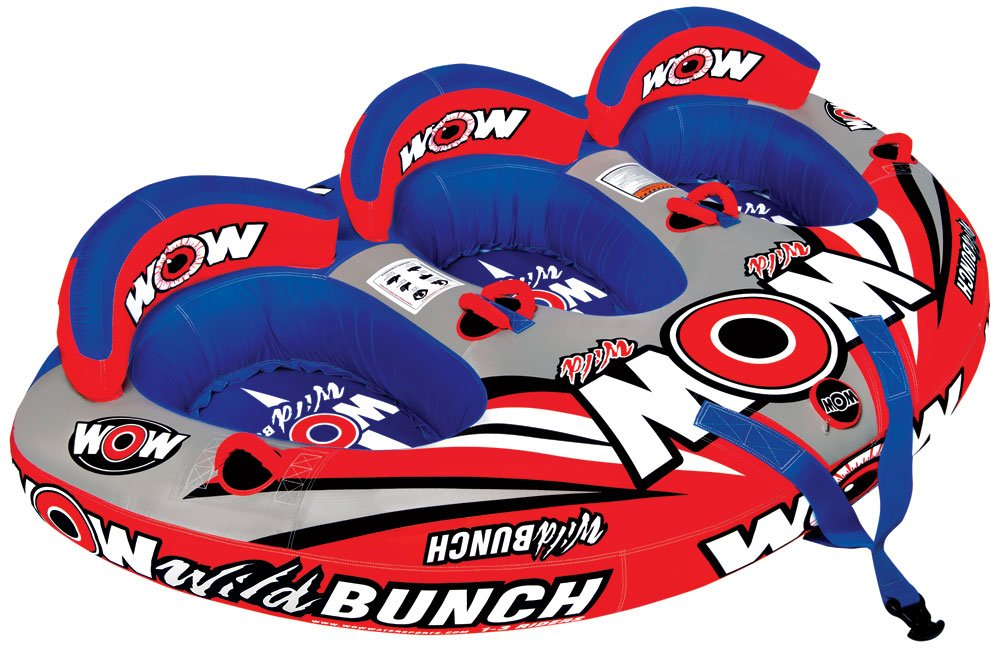 Wow Sports Wild Bunch Towable