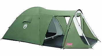 Coleman Trailblazer 5+ Plus Tenda Tent - 5 Person Green  sc 1 st  Amazon.com & Amazon.com : Coleman Trailblazer 5+ Plus Tenda Tent - 5 Person ...