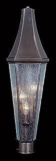 product image for Framburg 8926 SBR 3-Light Le Havre Exterior Post Mount, Siena Bronze