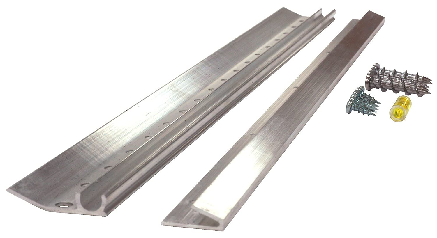 OOK 55316 13-Piece Up to 200 Pound Hangman French Cleat with Hardware 533212