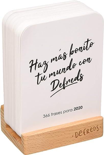 Planeta, Calendario de Tarjetas Defreds 2020 (365): Tantanfan ...