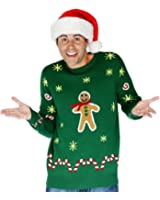 Digital Dudz Gingerbread Snack Digital Christmas Sweater