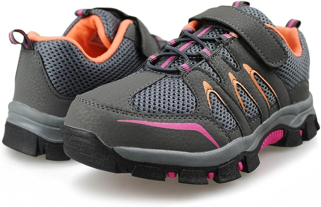 Toddler//Little Kid//Big Kid Hawkwell Kids Outdoor Hiking Shoe