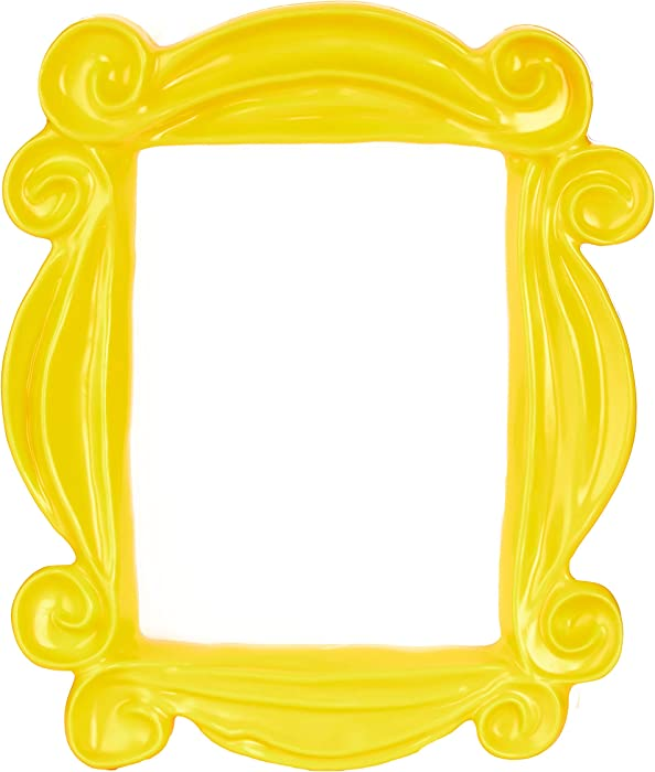 Friends Peephole Frame from Monica's Apartment - Officially Licensed Friends TV Show Merchandise