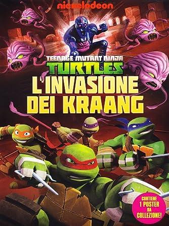 Amazon.com: teenage mutant ninja turtles - linvasione di ...
