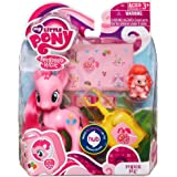 My Little Pony Figure Pinkie Pie with Suitcase